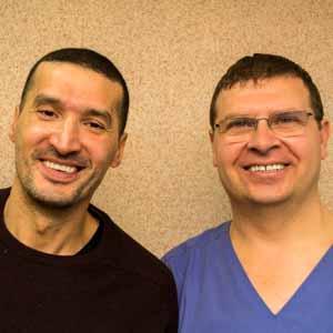 Témoignage vidéo de Reda pour restauration dentaire d'une machoire