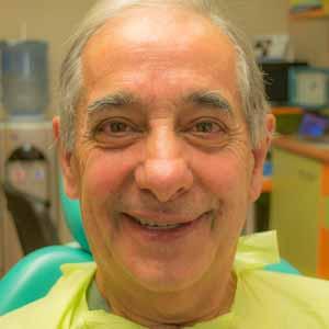 Témoignage d'Alain pour restauration dentaire