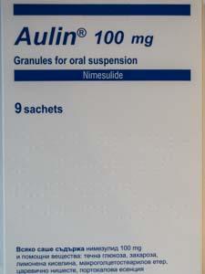 anti-douleur aoulin nsaid
